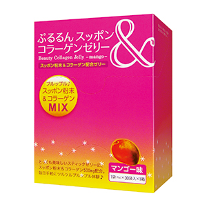 Mango Collagen Jelly (15g×30sachet)