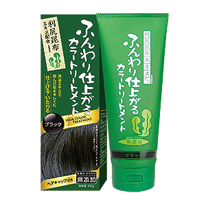 Rishiri Kelp Hair Color Treatment (Black Color)